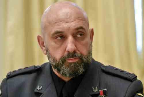 Генерал Кривонос призначений відповідальним за тероборону