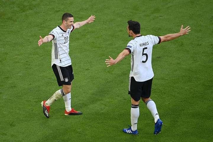 Німеччина перемогла Португалію в найрезультативнішому матчі Євро-2020