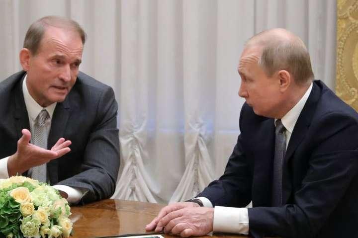 Заяви Медведчука під час його візиту до Росії перевірять на сепаратизм