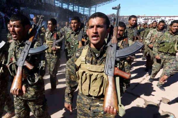 Сирійські курди погодилися відвести війська від кордону з Туреччиною
