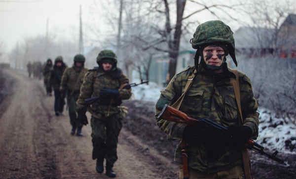 РФ відправила на окупований Донбас дивізію імені Дзержинського