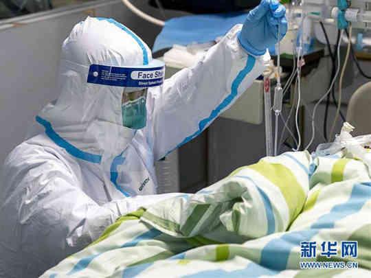 У трьох лікарів в Пекіні діагностували новий тип коронавіруса