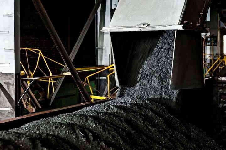Україна цьогоріч суттєво скоротила видобуток вугілля
