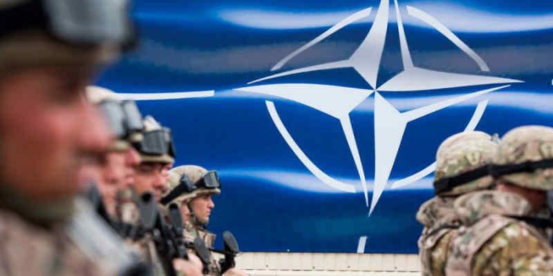 Мнение дилетантов о вступлении Украины в НАТО или
