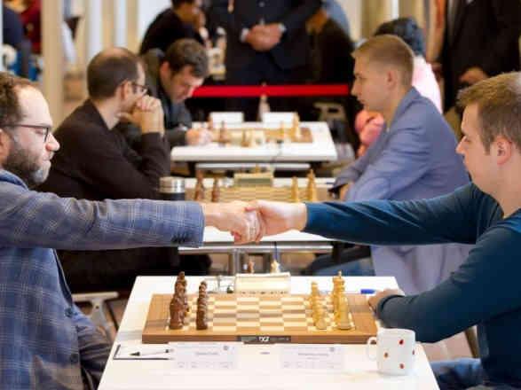 Українські шахісти посіли перші місця на змаганнях у Німеччині