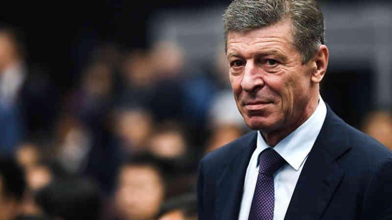 """Козак в Берлине: слив Украины или акция """"желаемое за действительное"""" от Кремля"""