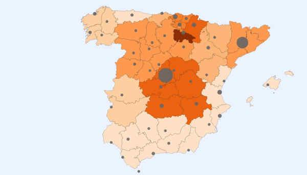 Іспанія: жертв коронавірусу перевищило 10 тисяч