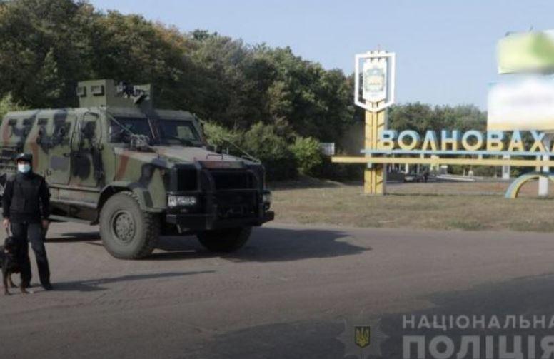 У Волновасі затримали 4 імовірних бойовиків