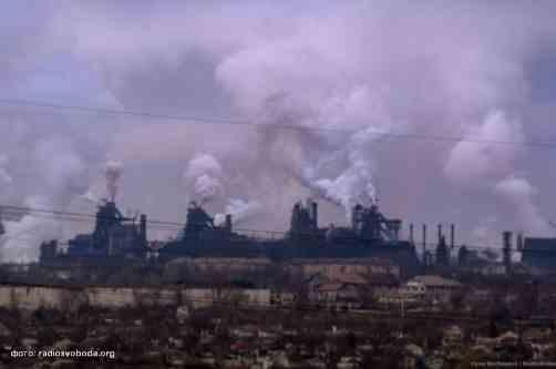 Ознаки горіння на «Азовсталі», які можуть спостерігати жителі Маріуполя, не становлять загрози населенню – ДСНС