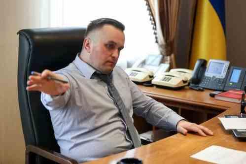 Холодницький анонсував вручення підозр міністру і кільком головам облдержадміністрацій