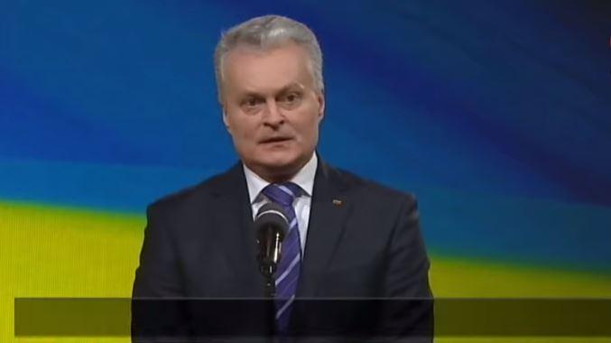 Ми маємо створити такий тиск Росії, щоб вона зрозуміла ризик від своїх дій – президент Литви