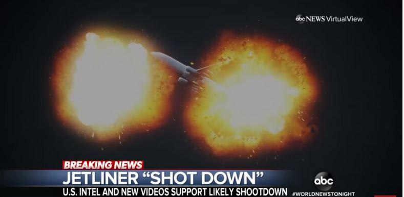 Канал ABC News показав 3D-реконструкцію збиття літака МАУ над Іраном