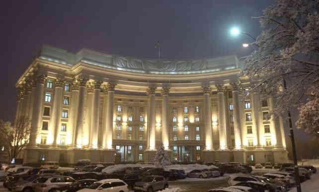 МЗС назвало безпідставними звинувачення України в антисемітизмі з боку Ізраїля
