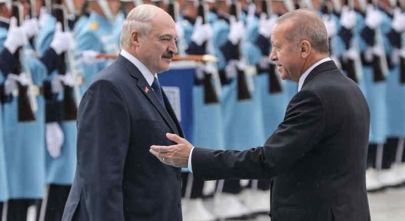 Лукашенко и Эрдоган насмехаются с ЕС
