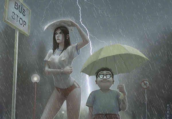 Погода на 1 червня: перший день літа буде дощовим та прохолодним