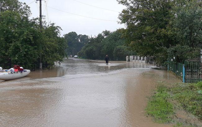 Євросоюз допоможе з ліквідацією паводків на заході України