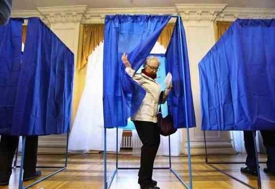 ЦВК оприлюднила дані підрахунку 42,73% голосів