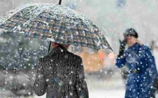 Погода на 24 січня: Україну охопить мокрий сніг та дощ