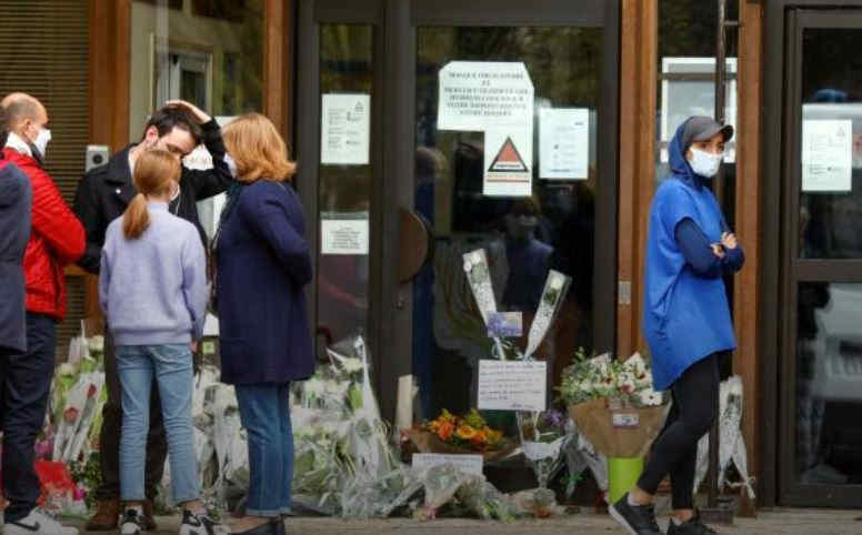У прокуратурі Франції підтвердили, що жорстоке вбивство вчителя скоїв біженець з Росії