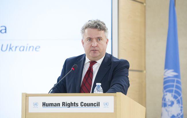 Україна поскаржилася на Росію в ООН: не хоче допрацювати узгоджені рішення ТКГ