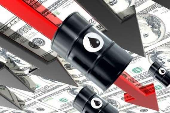 Ціна на нафту Brent впала нижче $40 за барель