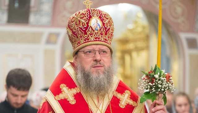 У Чернівецького митрополита РПЦвУ є симптоми коронавірусу