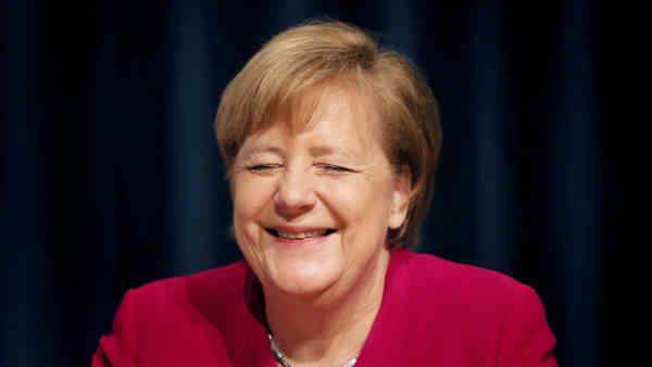 ДБР викликає на допит Ангелу Меркель?