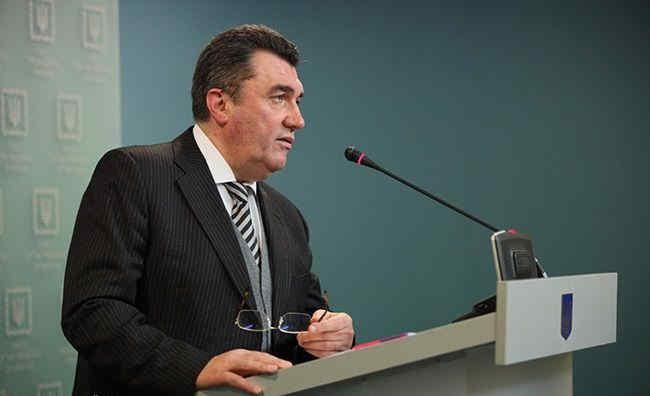 Перемовини щодо Донбасу потрібно вести тільки з Росією – Данілов