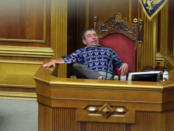 Владимир Зеленский и Поющий Торшер