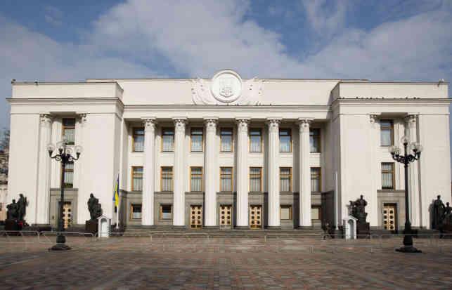 З Ради відкликали постанову про скасування другого туру місцевих виборів