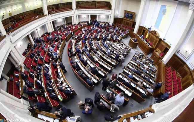Рада ухвалила постанову про звернення до НАТО за планом дій щодо членства