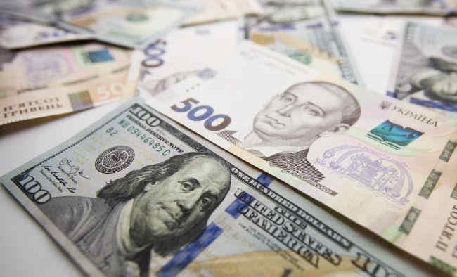 Нацбанк за тиждень продав $1 мільярд для підтримки гривні