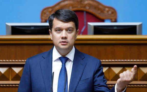 Разумков допускає продовження закону про особливий статус Донбасу