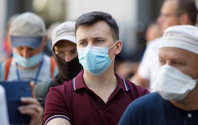 Українські вчені на тиждень спрогнозували розвиток епідемії коронавірусу