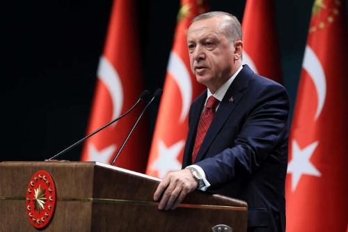 Ердоган анонсував військову операцію на схід від Євфрату в Сирії