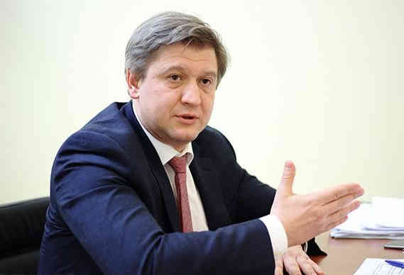 Зеленський особисто викреслив прізвище Данилюка зі списку офіційної делегації в США — ЗМІ