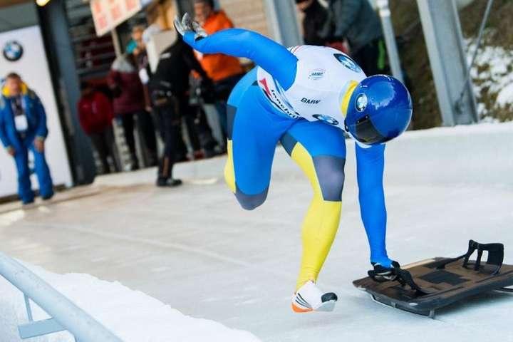Українець Гераскевич побив на Кубку світу два особистих рекорди