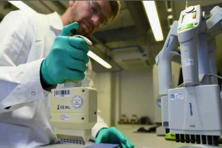 У Харкові презентували вітчизняну тест-систему для діагностики Covid-19
