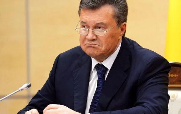 Україна вимагає від Москви передати Януковича для відбування покарання