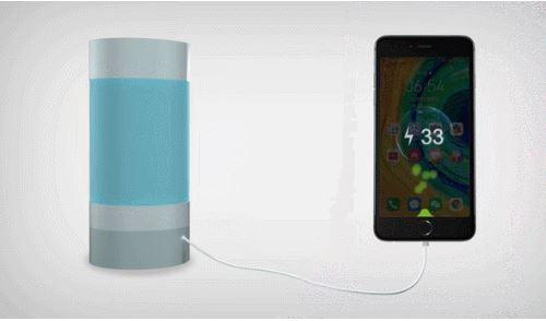 Китайські інженери навчилися заряджати мобільні телефони за допомогою гарячої води