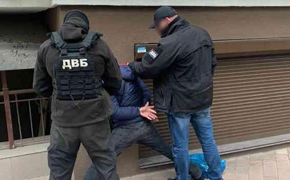 У Києві бойовик