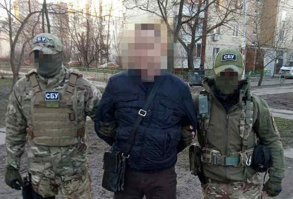 Контррозвідка СБУ затримала агента так званого «мгб лнр», який перебував у загальнодержавному розшуку
