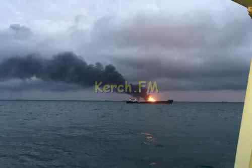 Почему у берегов Крыма гибнут корабли с российским газом