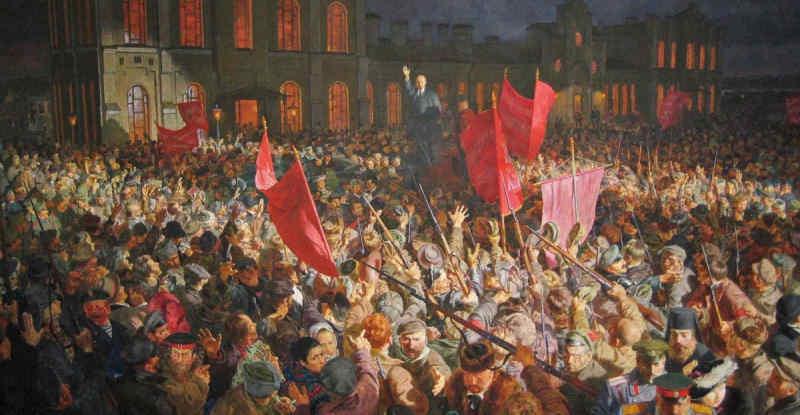 Новая социалистическая революция на России