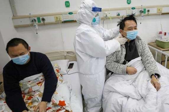 У Китаї зафіксували рекорду кількість випадків Covid-19 за останні три місяці