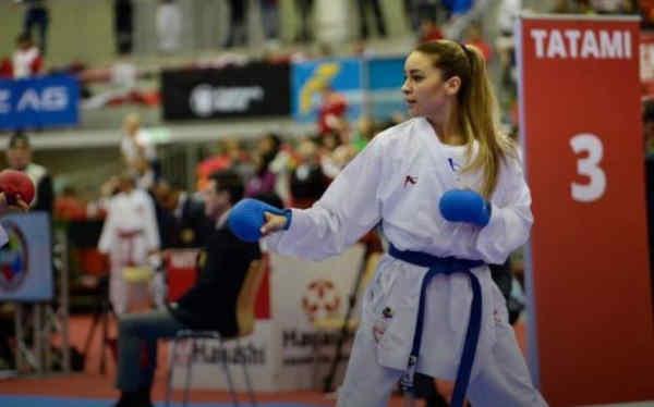 Українська каратистка виграла турнір в Дубаї та пробилася на Олімпіаду-2020