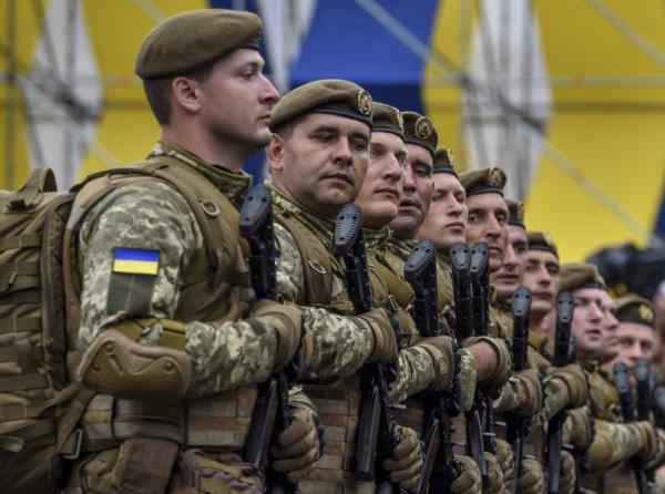Збройні сили України піднялися в рейтингу найпотужніших армій світу