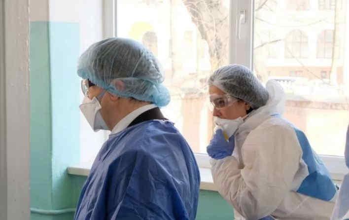 На Волині 5 осіб з підозрою на коронавірус намагалися втекти з лікарні