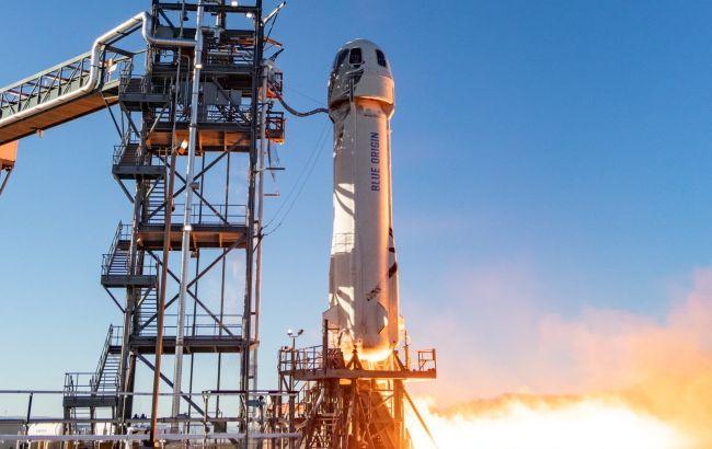 Компанія Blue Origin, конкурент SpaceX, здійснила успішний запуск пасажирської ракети