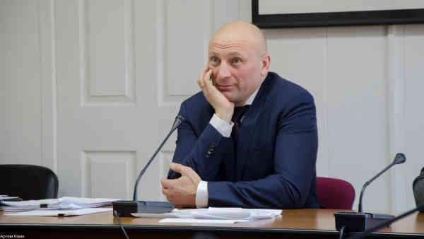 Мер Черкас проти введення локдауну 8 січня: кількість хворих знижується